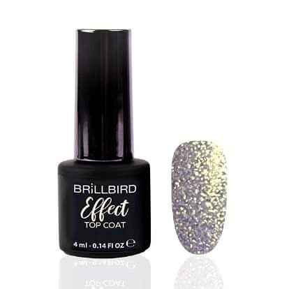 Top Coat Golden - Brillbird България