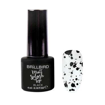 Matt Splash Top – Black - Brillbird България