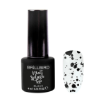 BB Matt Splash Top – Black, 4ml