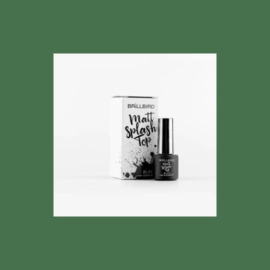 BB Matt Splash Top – Black, 4ml