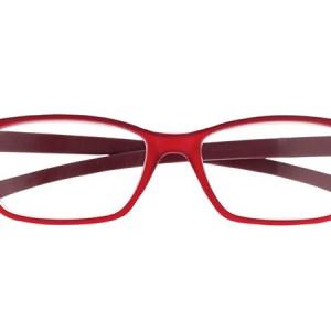 Leesbril Proximo PRII057 C14 rood +1.50