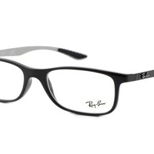 Leesbril Ray-Ban RX8903 5681 55 zwart zilver Variabel