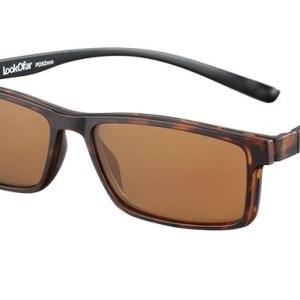 LookOfar Leesbril Le 0191B Florida havanna sterkte +2.00