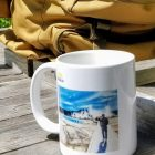Norris Geyser Basin 11oz. Coffee Cup