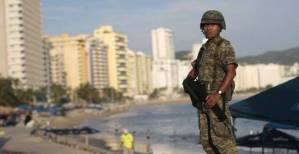 MEXICO-ACAPULCO-CRIME-VIOLENCE-TOURISM-SECURITY
