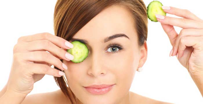 Healthy face Dry Skin