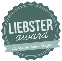 Official: Liebster Award Nomination