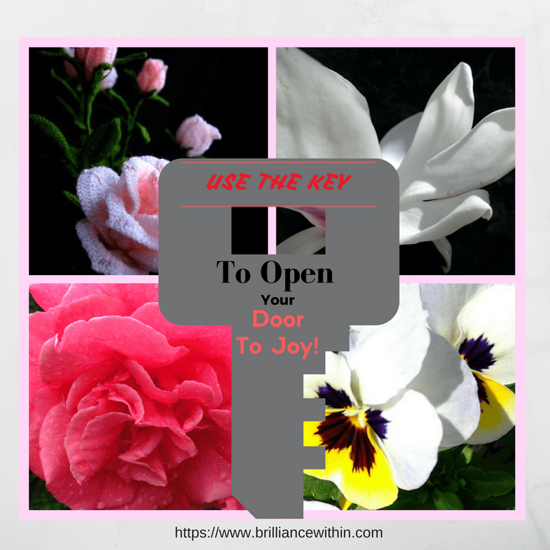 How to Open Your 'Door of Joy' – You're Holding the Key..