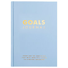 Kikki Goals Journal
