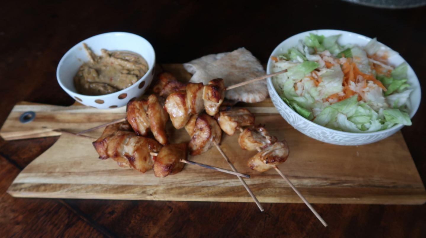 low-carb-satay-chicken-kebab-recipe
