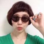 JINSのメガネとストレートパーマ
