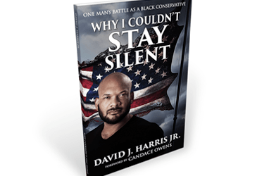Why I Couldn't Stay Silent – David Harris Jr.