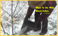 [Video] Uses for Wood Ashes. Finding The Best Way To ...