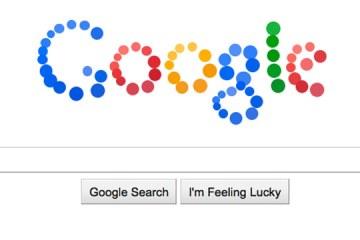 Google Search Doodle