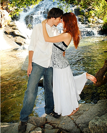 Matt & Amy EngagementSession.