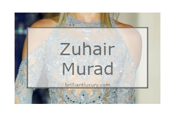 Zuhair Murad Fashion Design Couture Gowns