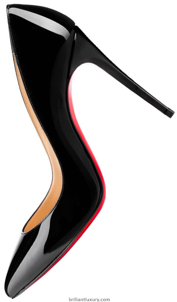 Pigalle Follies patent leather high heels