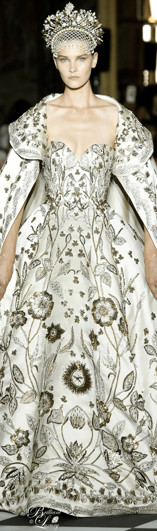 Couture Gowns by Zuhair Murad
