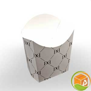 French Fries Packaging Box Supplier- French Fries Packaging Box Supplier