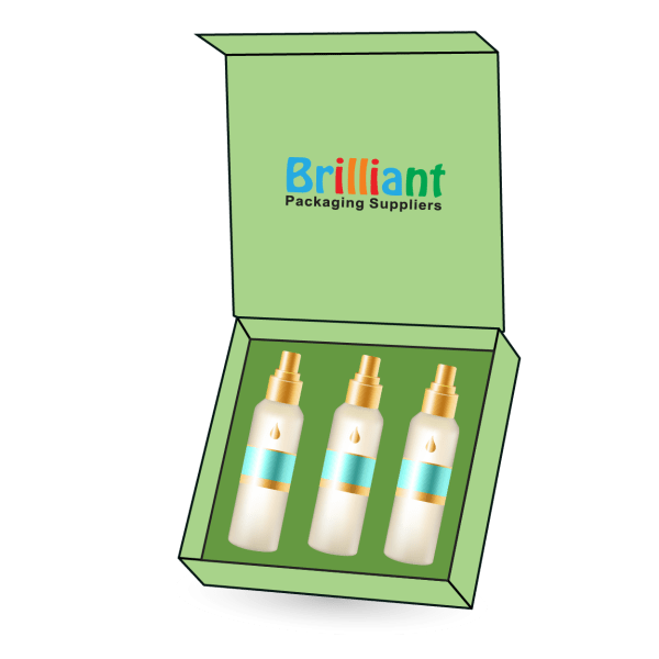 Shampoo Bottle Packaging Boxes