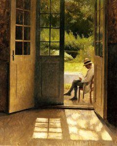 Door Into Garden