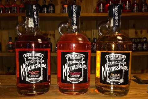 Appalachian Distillery new flavors
