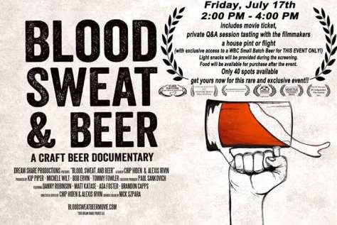 Blood Sweat & Beer