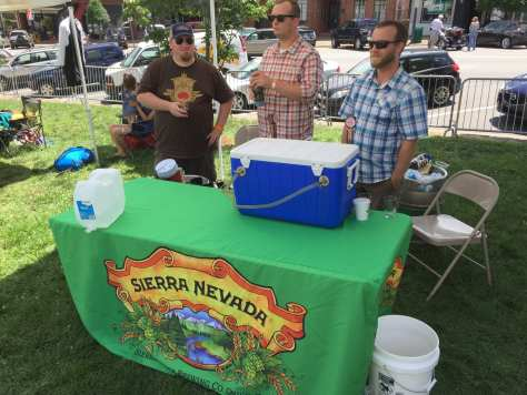 Sierra Nevada table