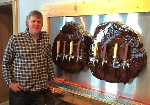 Jonathan Robeson, Stumptown Ales brewery