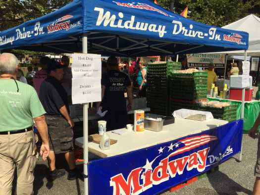 Midway Drive In