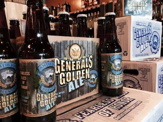 Antietam Golden Ale now available in six packs
