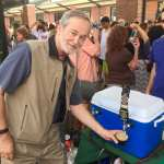 Wil Laska of Greenbrier Valley Brewing Company