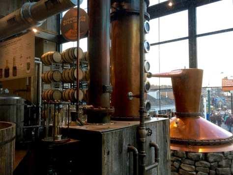 Sugarlands Distillery