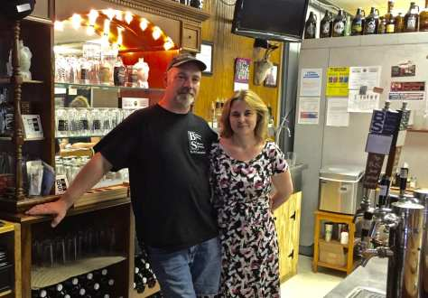 Karl and Denise Wagenbrenner of Berkeley Springs Brewing Company