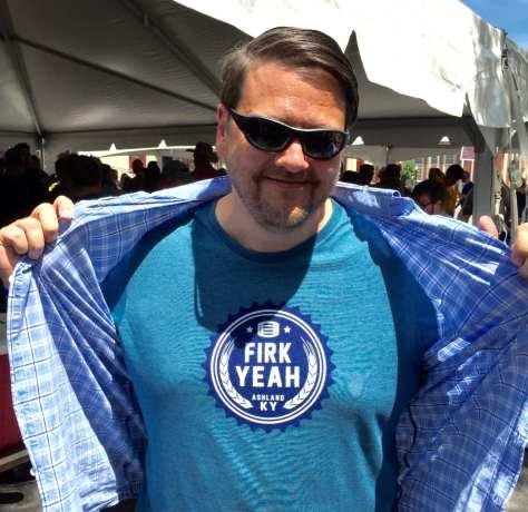 Firkin Fest shirt