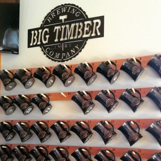 Big Timber mugs