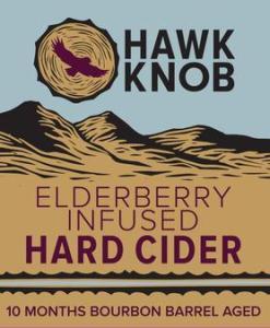 Hawk Knob cider