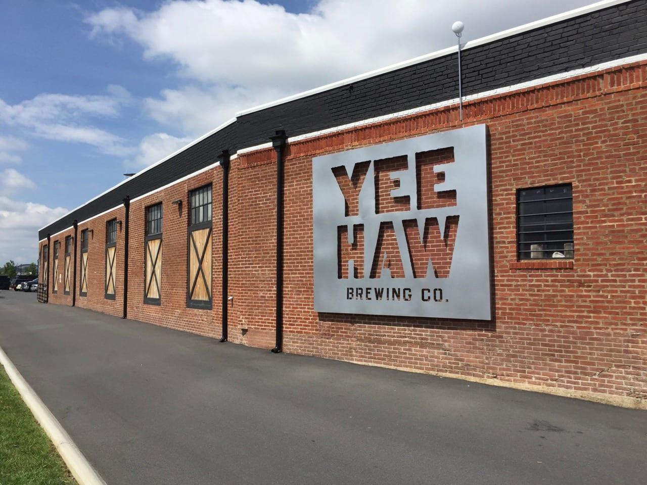 Yee Haw Brewing Company