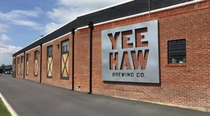 Yee Haw Brewing makes you need to stop in Johnson City