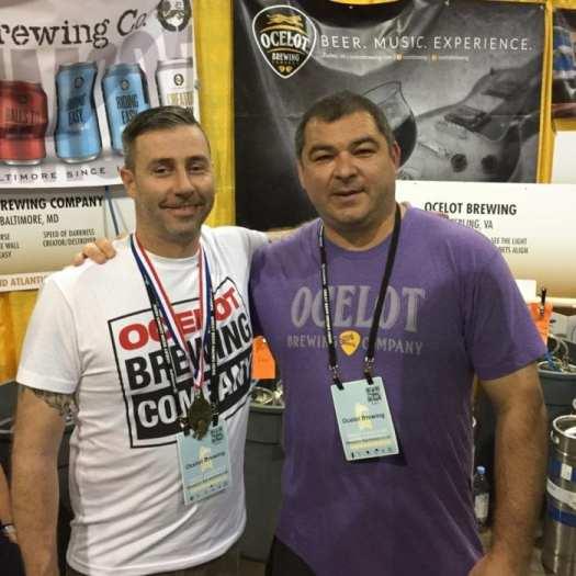 Ocelot Brewing at GABF 2016