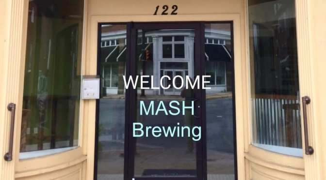 MASH Brewing Company opens in Charles Town