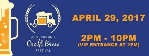 wv craft brew festival