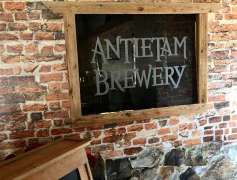 antietam brewery interior