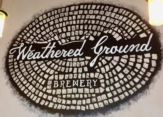 best new brewery 2017 Weathered Ground