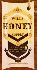 wills honey