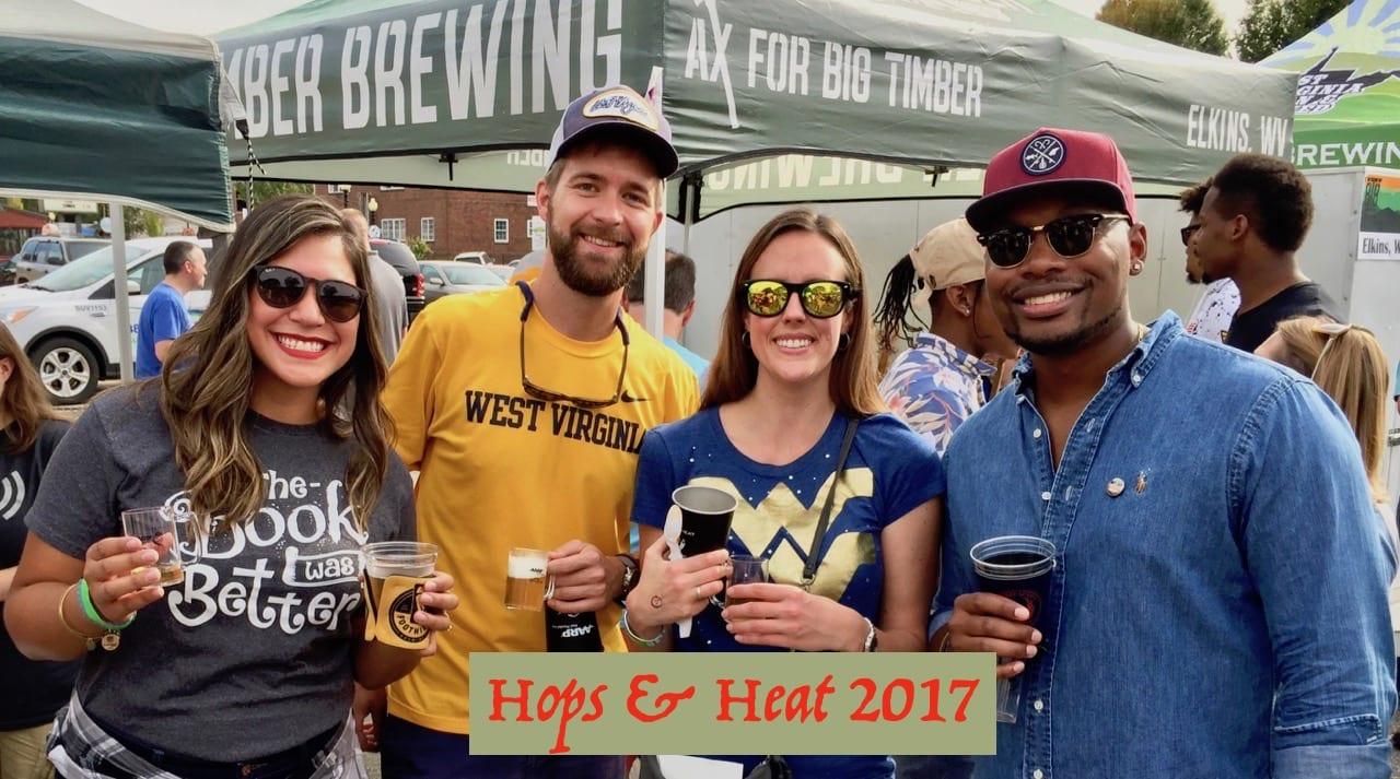 Hops & Heat 2017