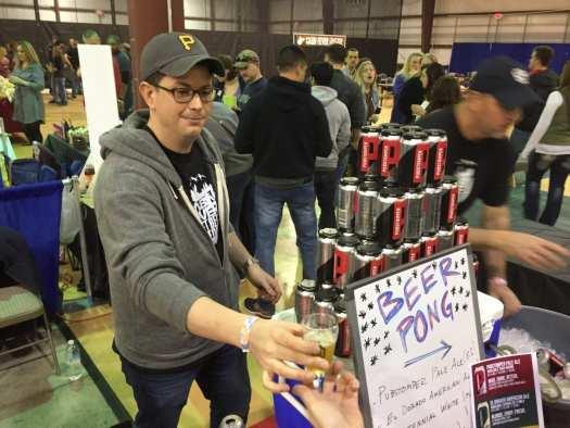 cabin fever craft beer festival