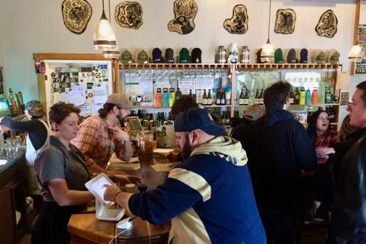 Jackie O's Brewery anniversary