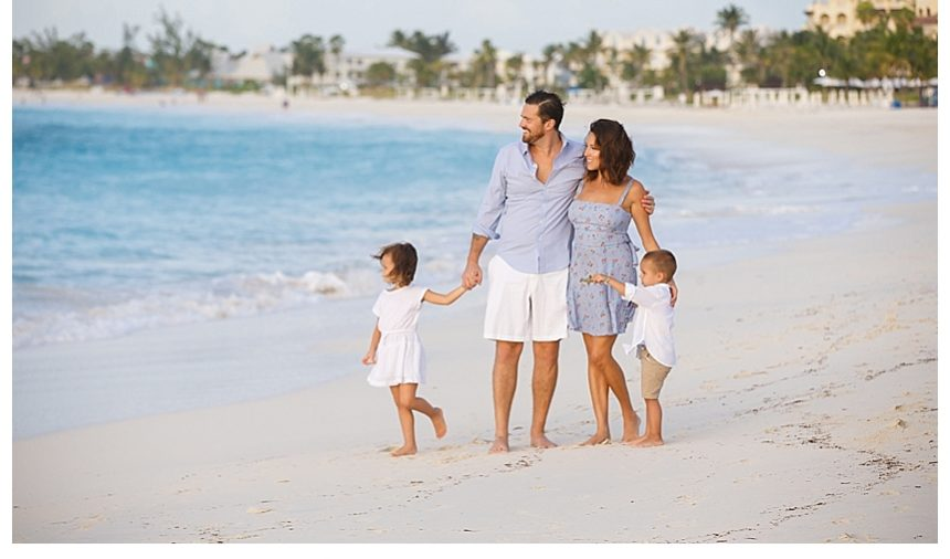turks and caicos family