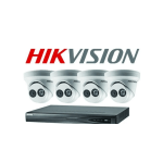 Hikvision 4 Cameras Package